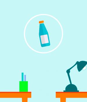 Falling Bottle Challenge Ekran Görüntüleri - 2