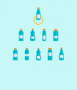 Falling Bottle Challenge Ekran Görüntüleri - 1