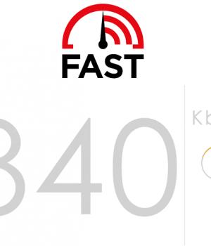 Fast.com Ekran Görüntüleri - 1