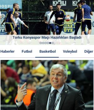 Fenerbahçe SK Ekran Görüntüleri - 5