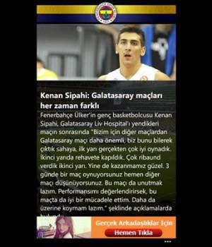 Fenerbahçe Ekran Görüntüleri - 4