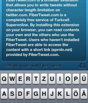 FiberTweet Ekran Görüntüleri - 3