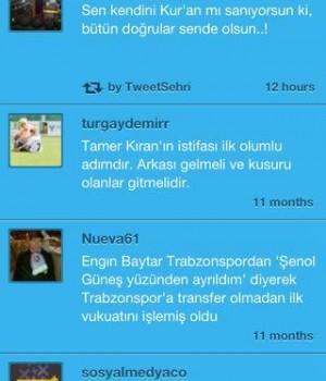 FiberTweet Ekran Görüntüleri - 2