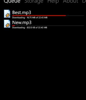 File Downloader Ekran Görüntüleri - 2
