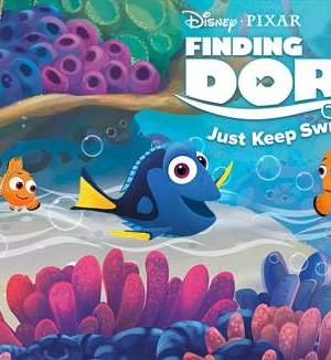 Finding Dory: Just Keep Swimming Ekran Görüntüleri - 1