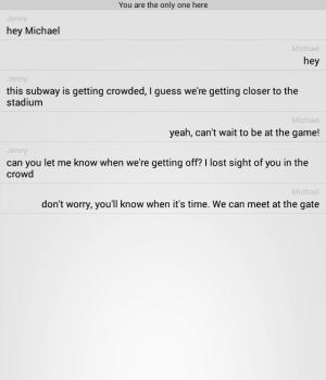 FireChat Ekran Görüntüleri - 2
