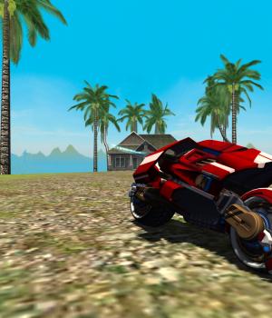 Flying Motorcycle Simulator Ekran Görüntüleri - 2