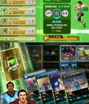 Football Saga Fantasista Ekran Görüntüleri - 5