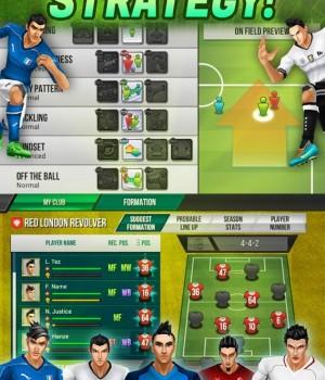 Football Saga Fantasista Ekran Görüntüleri - 1