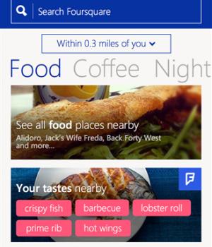 Foursquare Ekran Görüntüleri - 3