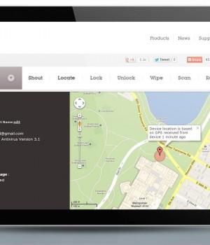 Free Tablet Antivirus Security Ekran Görüntüleri - 3