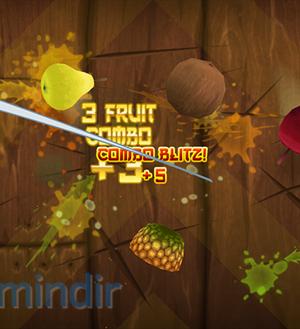 Fruit Ninja Ekran Görüntüleri - 3