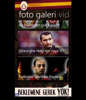 Galatasaray Ekran Görüntüleri - 3