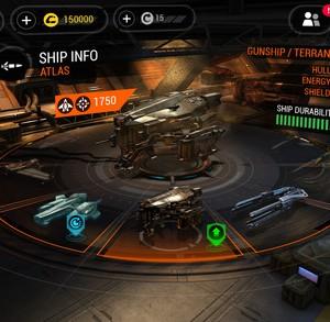 Galaxy on Fire 3 Ekran Görüntüleri - 4