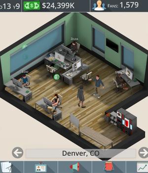 Game Studio Tycoon 3 Ekran Görüntüleri - 1