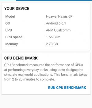Geekbench 4 Ekran Görüntüleri - 4