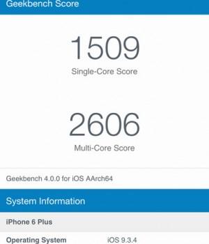 Geekbench 4 Ekran Görüntüleri - 1