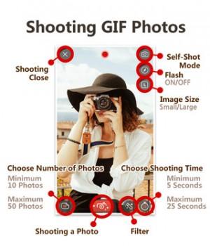 GIF Maker Ekran Görüntüleri - 1