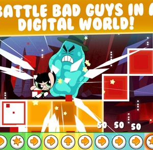Glitch Fixers: Powerpuff Girls Ekran Görüntüleri - 4