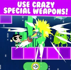 Glitch Fixers: Powerpuff Girls Ekran Görüntüleri - 2