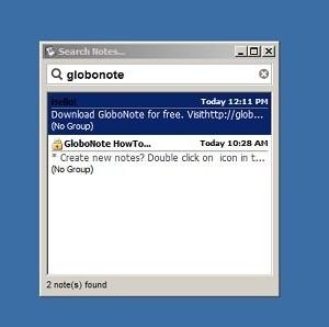 GloboNote  Ekran Görüntüleri - 2