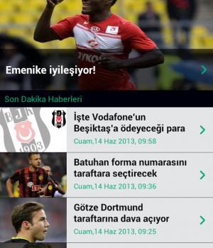 Goal.com Ekran Görüntüleri - 3