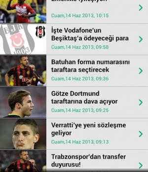 Goal.com Ekran Görüntüleri - 1