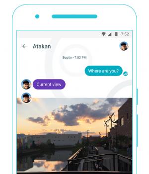 Google Allo (APK) Ekran Görüntüleri - 2