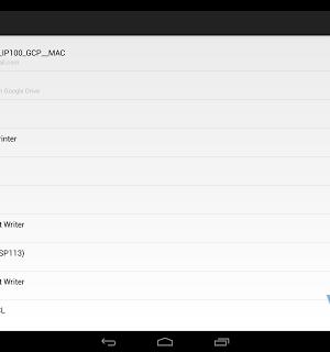 Google Cloud Print Ekran Görüntüleri - 1