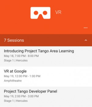 Google I/O Ekran Görüntüleri - 2