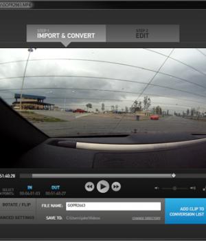 GoPro Studio Ekran Görüntüleri - 1