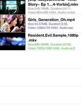 HD Player Ekran Görüntüleri - 1