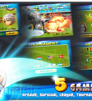 Head Soccer Ekran Görüntüleri - 2