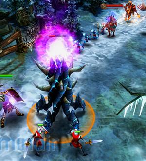 Heroes of Order & Chaos Ekran Görüntüleri - 3