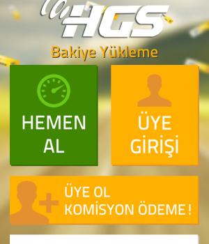 HGS Ekran Görüntüleri - 3