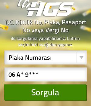 HGS Ekran Görüntüleri - 2