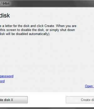 Hidden Disk Ekran Görüntüleri - 3