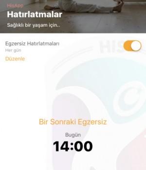 HisApp Ekran Görüntüleri - 4