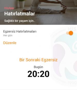 HisApp Ekran Görüntüleri - 2