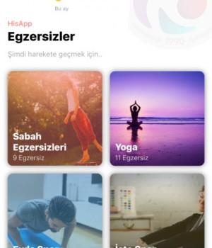 HisApp Ekran Görüntüleri - 1