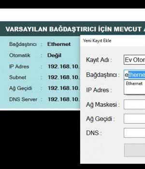 Hızlı IP Değiştirme Ekran Görüntüleri - 2