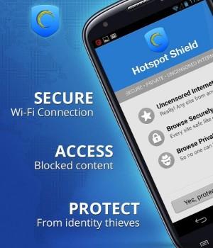 Hotspot Shield VPN Ekran Görüntüleri - 1