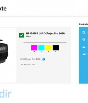 HP All-in-One Printer Remote Ekran Görüntüleri - 3