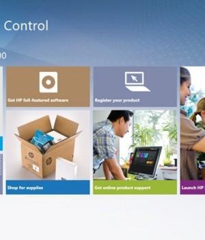 HP Printer Control Ekran Görüntüleri - 1