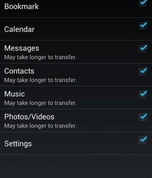 HTC Aktarım Aracı Ekran Görüntüleri - 2
