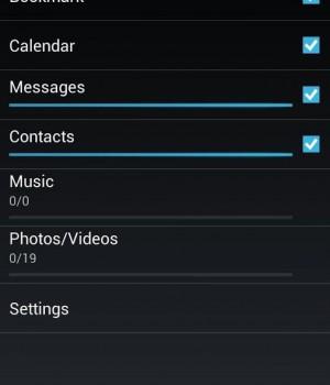 HTC Aktarım Aracı Ekran Görüntüleri - 1