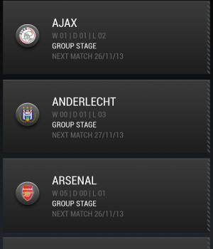 HTC FootballFeed Ekran Görüntüleri - 1