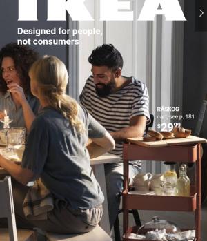 IKEA Kataloğu Ekran Görüntüleri - 5