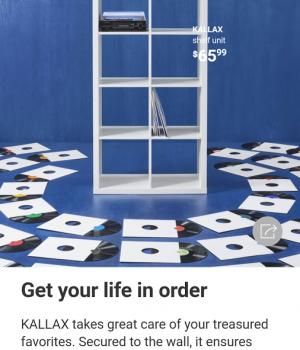IKEA Kataloğu Ekran Görüntüleri - 3