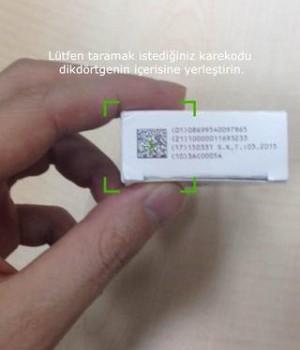 İlaç Takip Sistemi Ekran Görüntüleri - 3